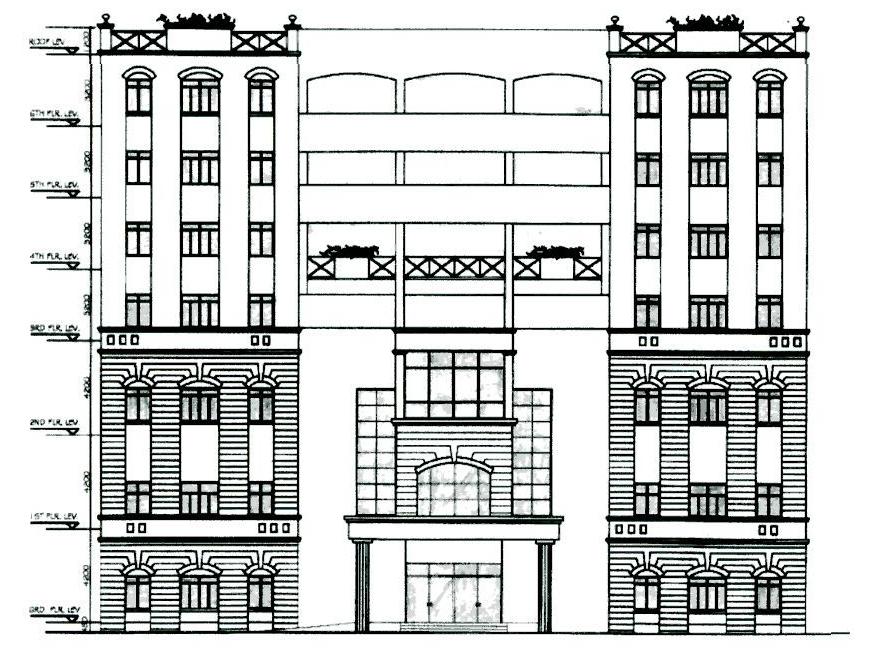 Front Elevation Of Hospital Building : Doctor s association for medical aid uk